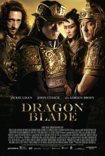 Review: DRAGON BLADE, Thrilling Fights And Beautiful Shots, Yet Sentimental To A Fault