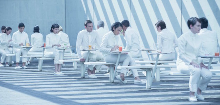 Toronto 2015 Review: EQUALS, A Romantic LOGAN'S RUN For Millennials