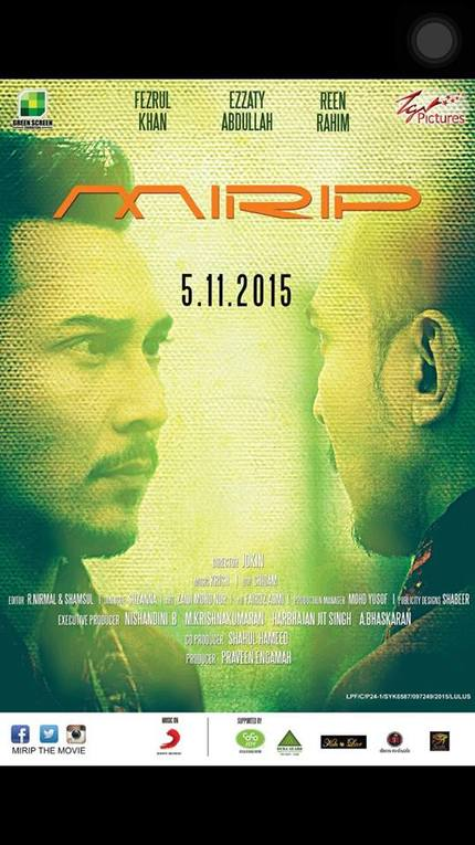 Watch The Slick Trailer For Malaysian Musical Thriller MIRIP