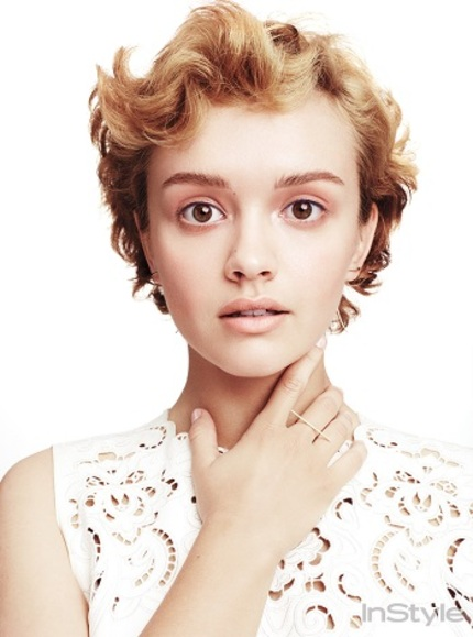READY PLAYER ONE: Olivia Cooke's Gonna Hunt Some Eggs In Spielberg's Novel Adaptation