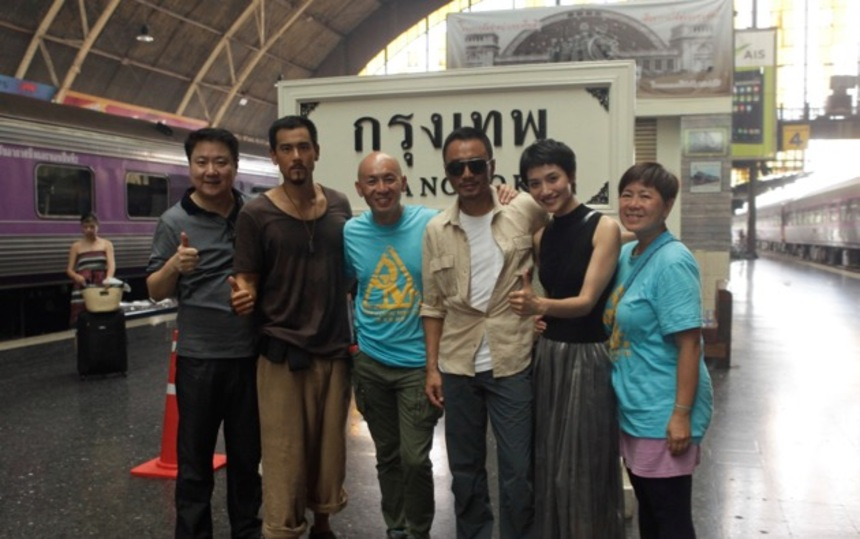 Cameras Roll On Dante Lam's OPERATION MEKONG