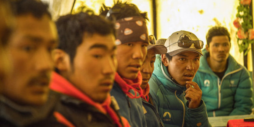 Toronto 2015 Review: SHERPA Scales A Different Side of Everest