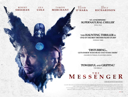 Exclusive Clip From THE MESSENGER: Talking To Dead People Is Not What It's Cracked Up To Be