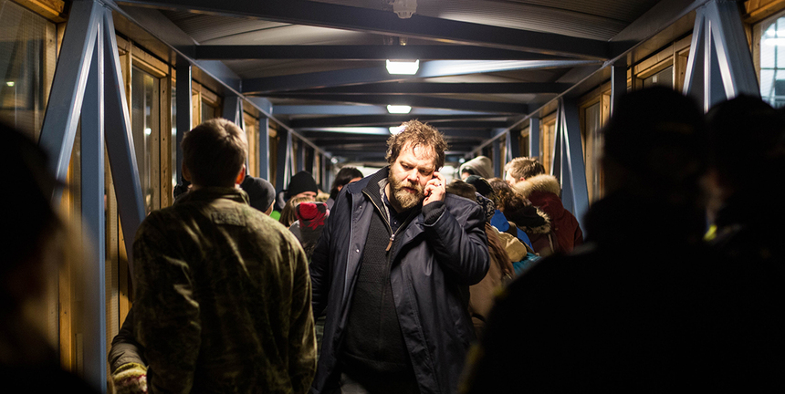 Toronto 2015: Kormakur's TRAPPED Ushers Iceland Into The Nordic Noir Wave