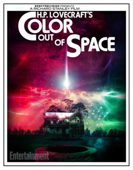 COLOUR OUT OF SPACE: SpectreVision Backs Richard Stanley's Lovecraft Adaptation
