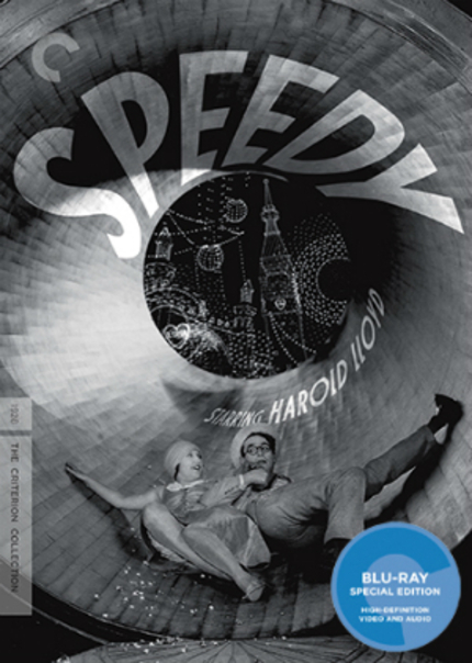 Criterion Celebrates December: Harold Lloyd's SPEEDY, Michael Ritchie's DOWNHILL RACER, And More