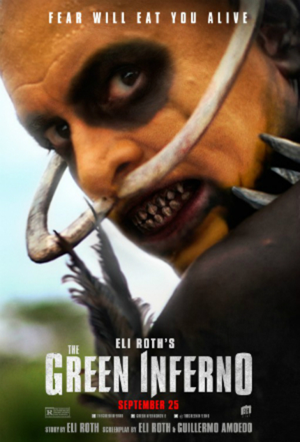 Review: THE GREEN INFERNO, A Satisfying, If Not Surprising, Cannibal Ride