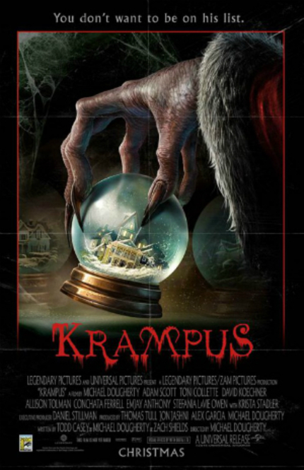 First KRAMPUS Trailer Promises To Kick Out The Christmas Cheer