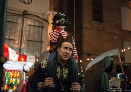 Review: PAY THE GHOST Is Average, But Nicolas Cage Does Great Work