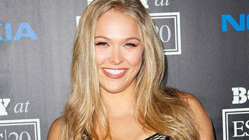 Ronda Rousey Will Be Nice Until Its Time Not To Be Nice In Mgms