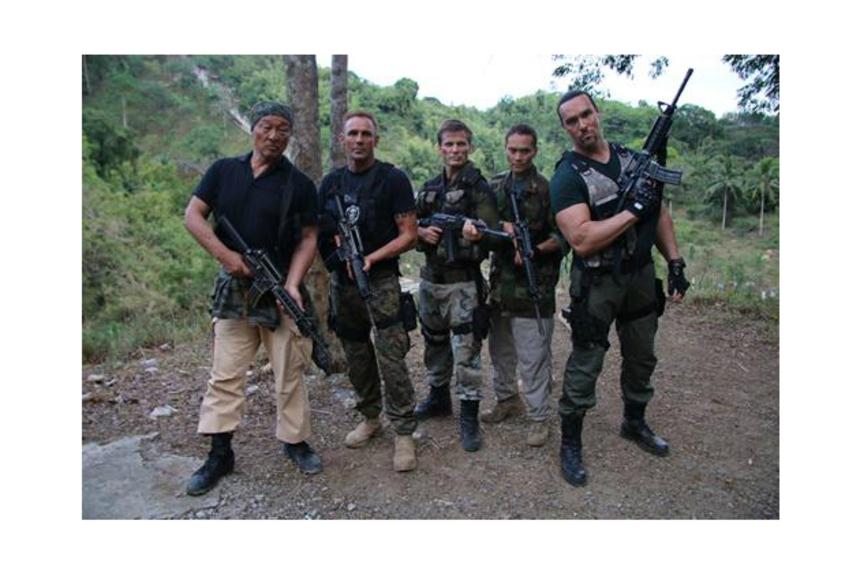 Mark Dacascos' SHOWDOWN IN MANILA Russian Trailer Needs No Translation