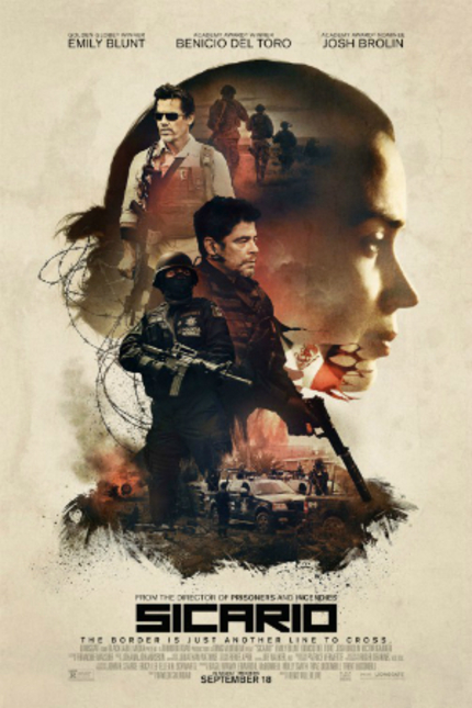 Review: SICARIO, A Marvelous, Stunning Hybrid