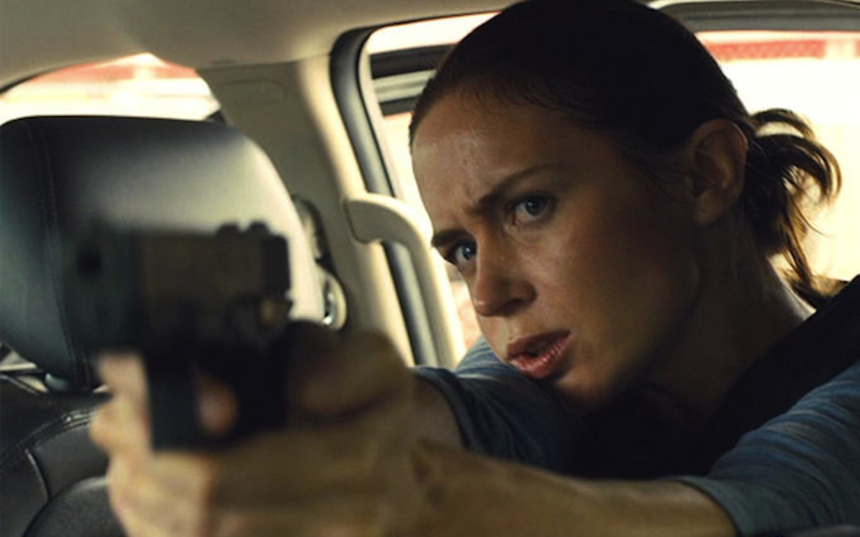 Hey, NYC! Wanna See SICARIO Early And For Free?