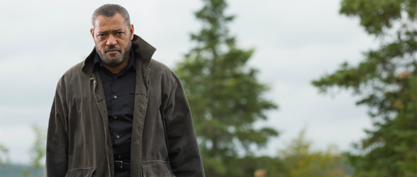 STANDOFF Trailer: Laurence Fishburne Is Very, Very Angry