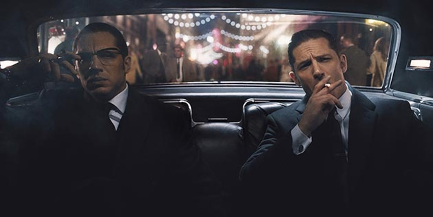 Review: LEGEND, The Full Package, Including Two Killer Roles For Tom Hardy