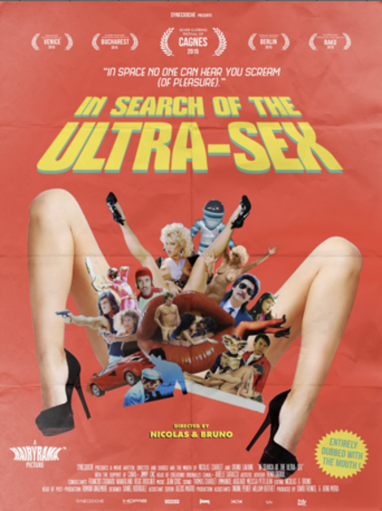 Fantastic Fest 2015 Review: IN SEARCH OF THE ULTRA-SEX, Both Smarter And Dumber Than It Sounds
