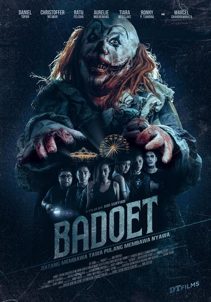 The Clown Brings Death In The Full Trailer For Indonesia's BADOET