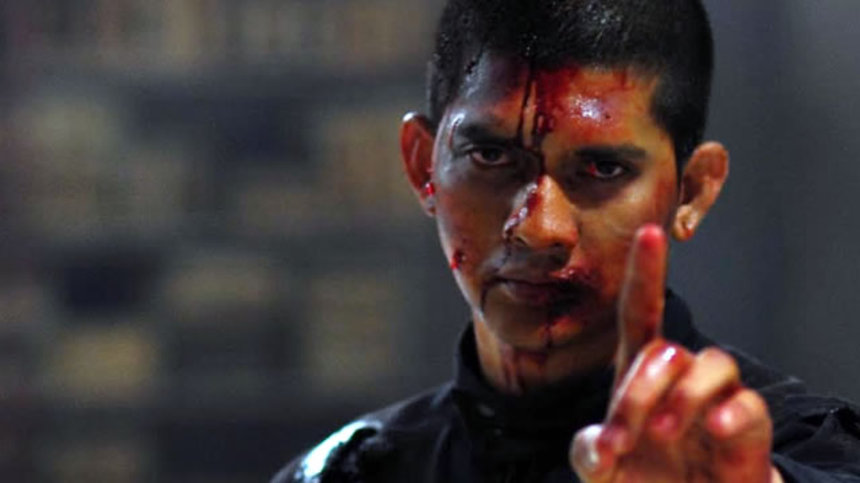 THE RAID Star Iko Uwais Teams With The Mo Brothers For HEADSHOT