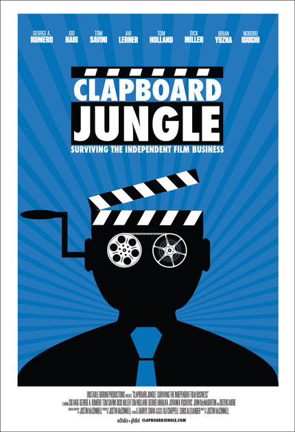 Crowdfund This! Learn To Survive The Indie Film Business With CLAPBOARD JUNGLE!