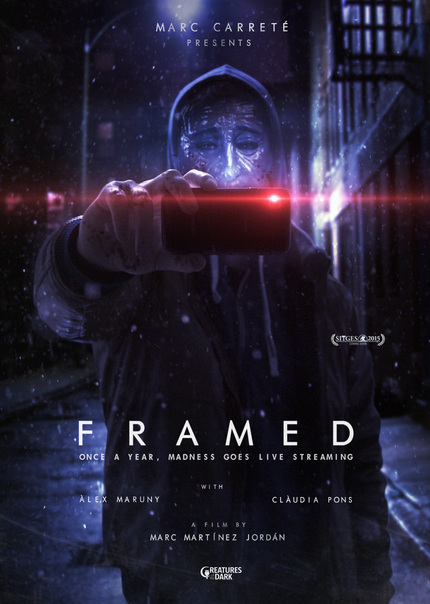 Terror Streams Live In FRAMED Trailer