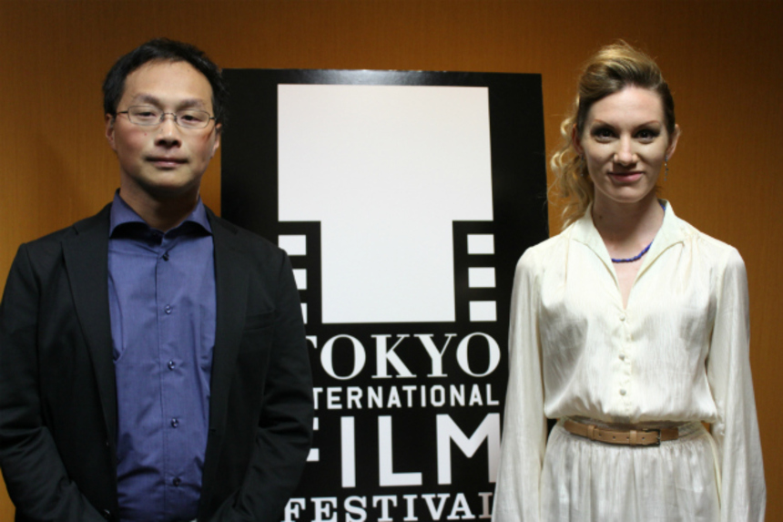 Tokyo 2015: Of Death And Robots, A Conversation With SAYONARA Director Fukada Koji And Actress Bryerly Long