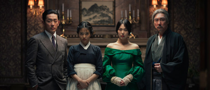 THE HANDMAID: Check The First Image From Park Chan-wook's Latest!