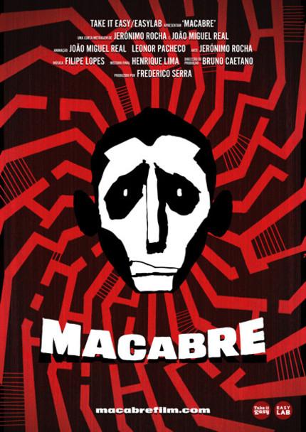 Portuguese Animation Gets MACABRE