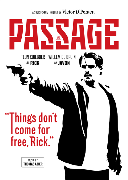 PASSAGE: Watch The Striking Teaser For Dutch Crime Thriller