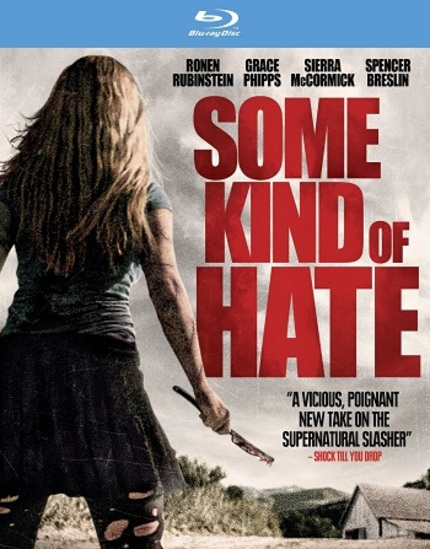 Giveaway: Win A Blu-ray And More For SOME KIND OF HATE