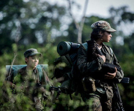 Warsaw 2015 Review: ALIAS MARIA, Disturbing Tale of Child Soldiers