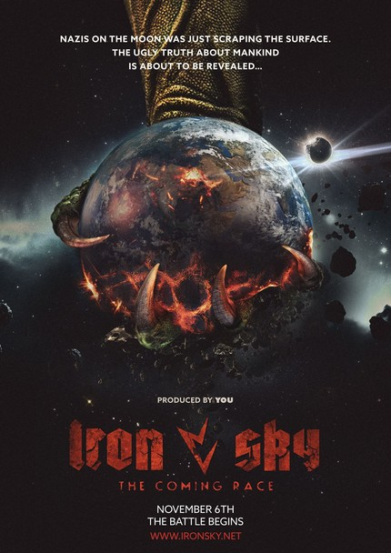 IRON SKY 2 Begins Production, Begins Sale Of Premiere Tickets!