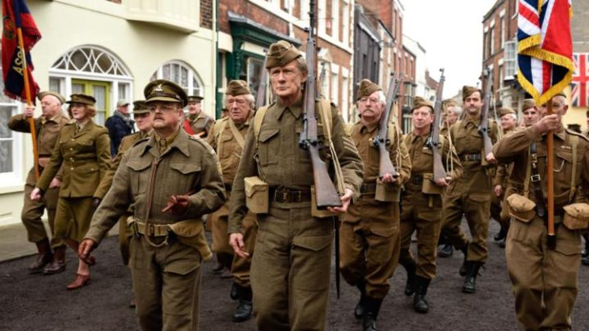 DAD'S ARMY: The Classic Comedy Moves To The Big Screen With A Stellar Collection Of UK Talent