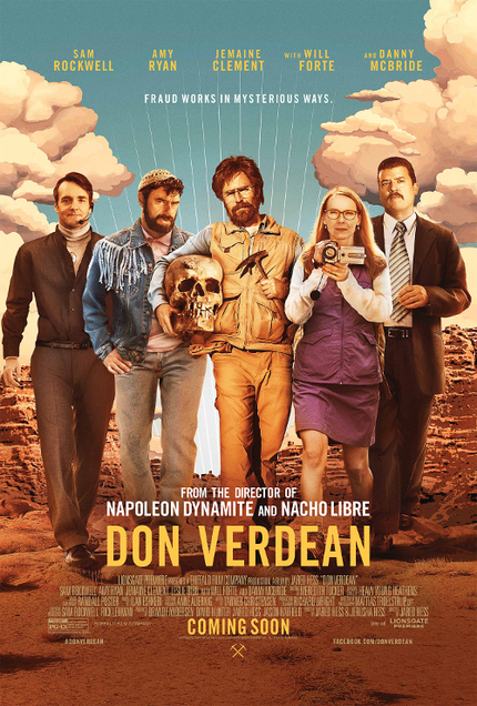 The Trailer For Jared Hess' DON VERDEAN Is Like Lucifer Farted In Your Brain
