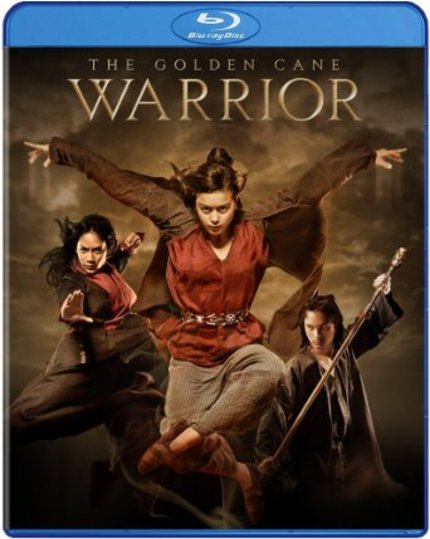 Exclusive Clip: THE GOLDEN CANE WARRIOR Delivers Old School Wu Xia Thrills On Blu-ray November 3