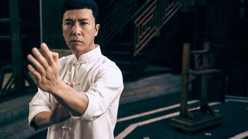 Whose Fists Are Fastest? It's Donnie Yen Vs Mike Tyson In First IP MAN 3 Teaser