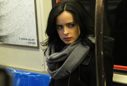 MARVEL'S JESSICA JONES Trailer: This One Ain't About Heroes