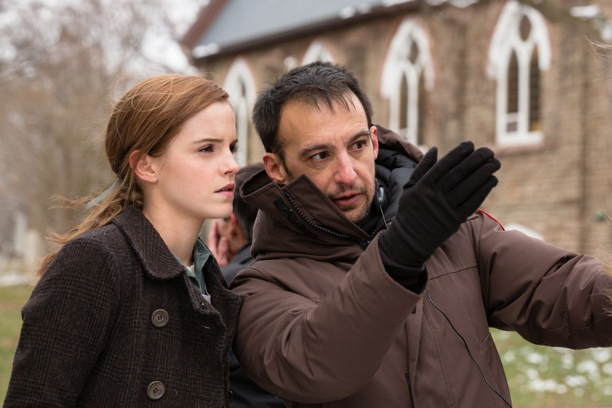 Interview: Director Alejandro Amenábar Talks REGRESSION