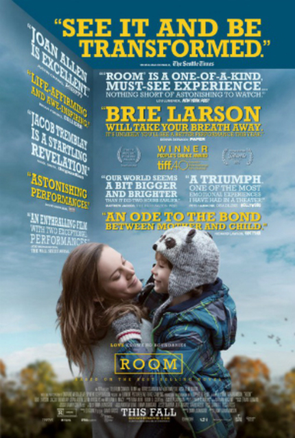 Review: ROOM, A Woman, Her Son, And So Much More