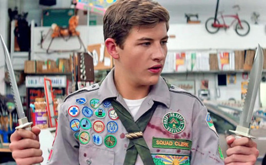 Review: SCOUTS GUIDE TO THE ZOMBIE APOCALYPSE Earns The Crassness Merit Badge
