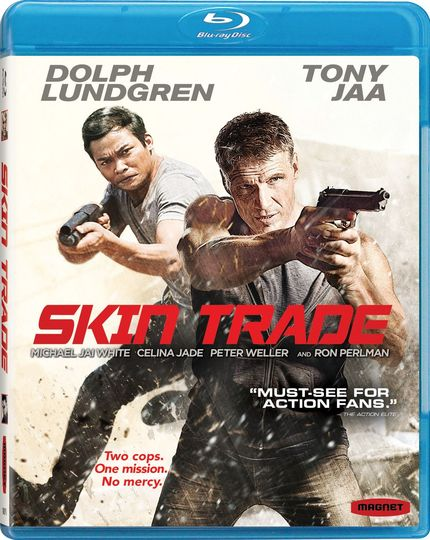 Giveaway: Win SKIN TRADE On Blu-ray From Magnet Releasing
