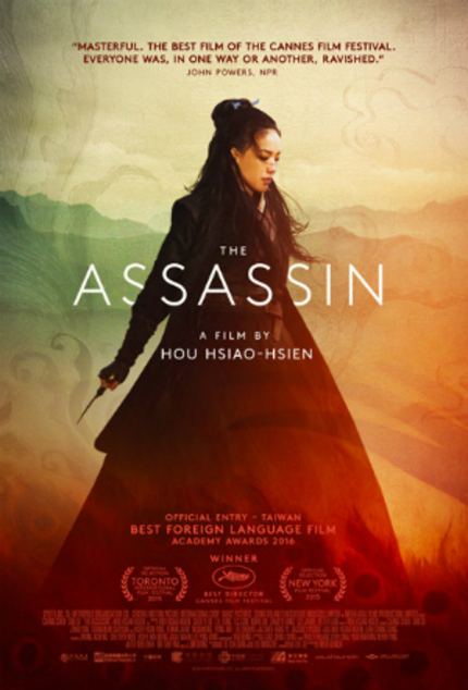 Review: THE ASSASSIN, An Unqualified Success, Or, A Studied Bit Of Installation Art
