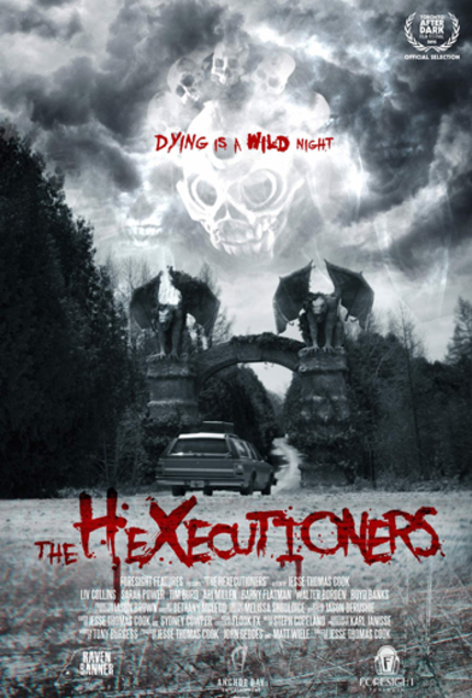Toronto After Dark 2015 Review: THE HEXECUTIONERS, Welcome To The Job From Hell