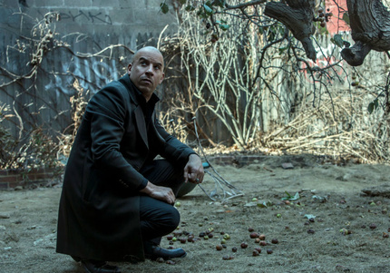Review: THE LAST WITCH HUNTER, A Brightly Burning Candle