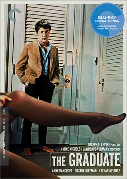 Criterion's THE GRADUATE, Plus Chaplin, Oshima, Troell, And More Coming In February