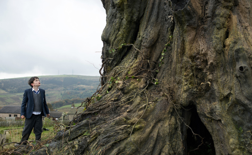 New Trailer For A MONSTER CALLS Gives Us ... A Big Talking Tree