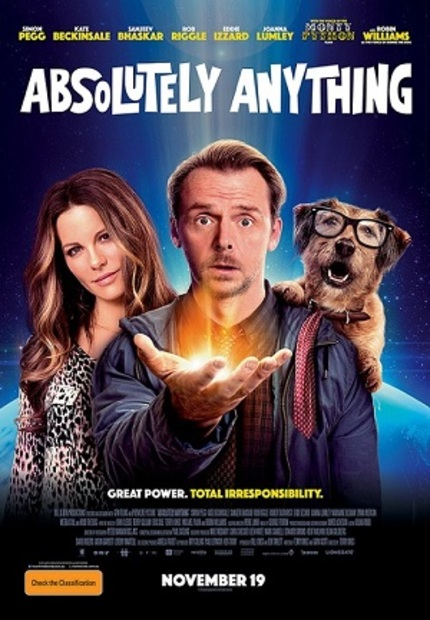 Hey Australia! Win Tickets To See ABSOLUTELY ANYTHING In Cinemas!