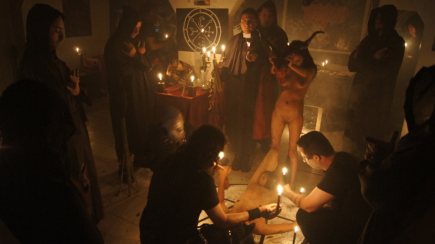 Satanic Ritual In Colombia: Exclusive Clip Released From Upcoming Documentary BLACKHEARTS