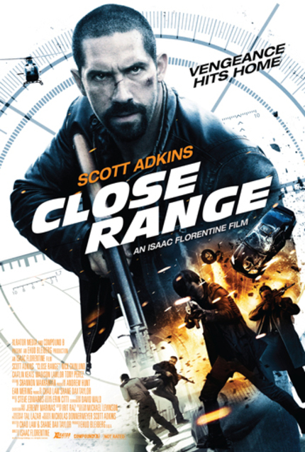 Scott Adkins Drives Angry In Clip From CLOSE RANGE