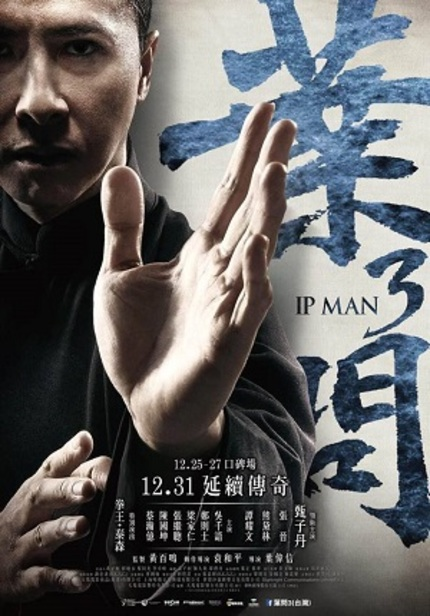 Hey Australia! Win Tickets To See IP MAN 3 In Cinemas!