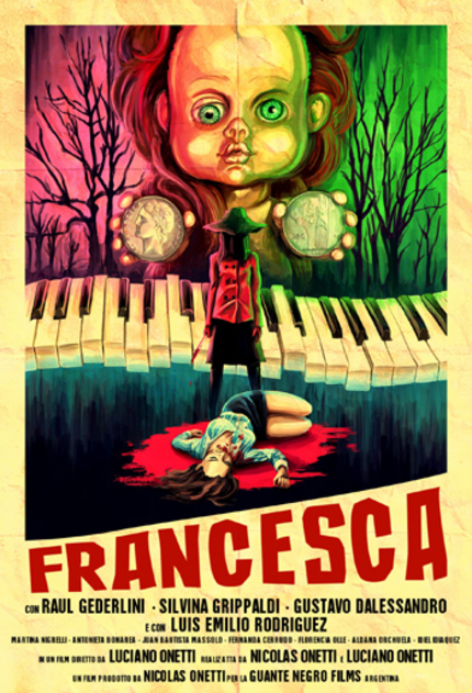 Review: FRANCESCA, A Visually Striking Homage To The Famed Italian Genre